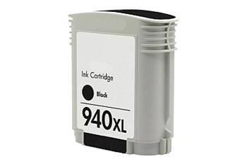 PRINTWELL C4906A (No:940XL) kompatibilní inkoustová kazeta, barva náplně černá, 2200 stran