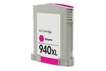 PRINTWELL C4908A (No:940XL) kompatibilní inkoustová kazeta, barva náplně purpurová, 1400 stran