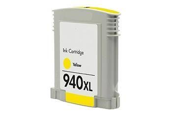 PRINTWELL C4909A (No:940XL) kompatibilní inkoustová kazeta, barva náplně žlutá, 1400 stran