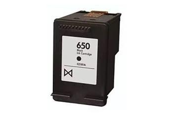 PRINTWELL CZ101 (No:650 BK) kompatibilní inkoustová kazeta, barva náplně černá, 660 stran