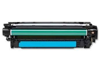 PRINTWELL CE401A tonerová kazeta PATENT OK, barva náplně azurová, 6000 stran