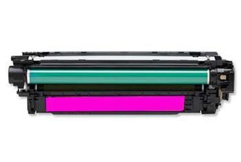 PRINTWELL CE403A tonerová kazeta PATENT OK, barva náplně purpurová, 6000 stran
