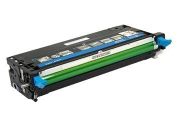 PRINTWELL 593-10171 (PF029) kompatibilní tonerová kazeta, barva náplně azurová, 8000 stran