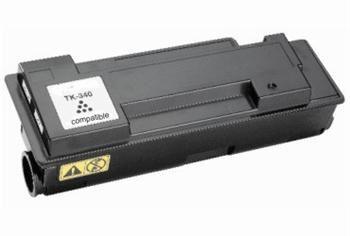 PRINTWELL TK-340 kompatibilní tonerová kazeta, barva náplně černá, 12000 stran