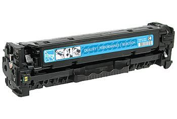 PRINTWELL CRG-718C tonerová kazeta PICASSO, barva náplně azurová, 2800 stran