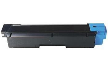 PRINTWELL TK590C kompatibilní tonerová kazeta, barva náplně azurová, 5000 stran