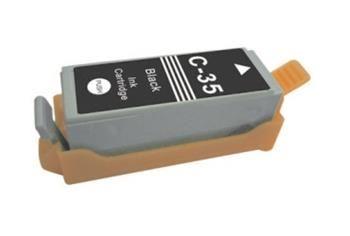 PRINTWELL PGI-35 BK kompatibilní inkoustová kazeta