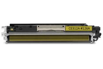 PRINTWELL CRG729 YELLOW (729) tonerová kazeta PICASSO, barva náplně žlutá, 1000 stran