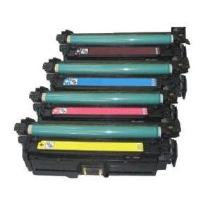 PRINTWELL CE252A kompatibilní tonerová kazeta, barva náplně žlutá, 7000 stran