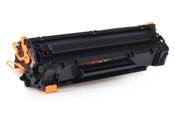 PRINTWELL CF283X (No:83X) tonerová kazeta PATENT OK, barva náplně černá, 2200 stran