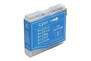 PRINTWELL LC-51 C kompatibilní inkoustová kazeta