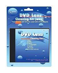 DVD/CD Cleaner Gamebird