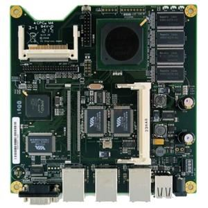 PC Engines ALIX.2D3, LX800, 256 MB, 3x LAN, 1x miniPCI