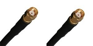 Pigtail 0,5m 5GHz RF240 RSMA male - RSMA male