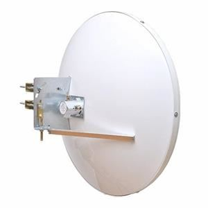 Jirous JRC-29 MIMO • Parabolická dvoupolarizační anténa 29dBi (2pack) SMA