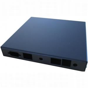 Montážní krabice pro ALIX.2, 2x LAN, USB, černá
