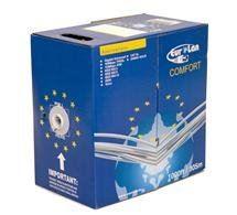 EuroLan Comfort SFTP kabel drát venkovní Cat5e, PE, 24AWG, 305m