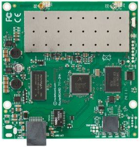 MikroTik RouterBOARD RB711-2Hn