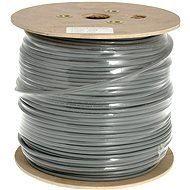 EuroLan Comfort FTP kabel drát Cat6, LSOH, AWG23, 305m
