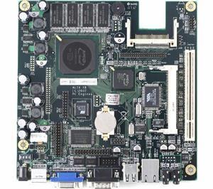 PC Engines ALIX.1E, LX800, 256MB, 1x LAN, 1x miniPCI