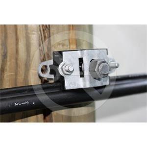 Průběžný závěs 30/34 pro kabely a trubky fig8 (FLES 20 )