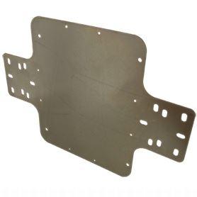 Zadní deska ze zinkového plechu | Vnější oboustranná (plotna)