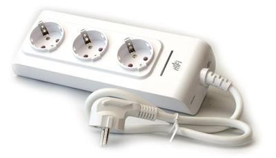 UBNT mFi mPower, 3 zásuvky EU, Wifi