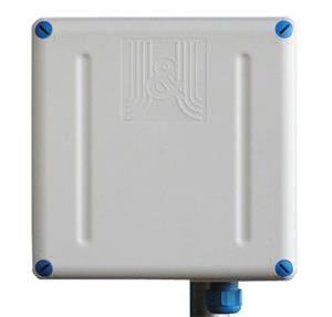 Jirous GentleBox JC-220MCX • Duplexní panelová anténa 2x17dBi s integrovaným outdoor boxem