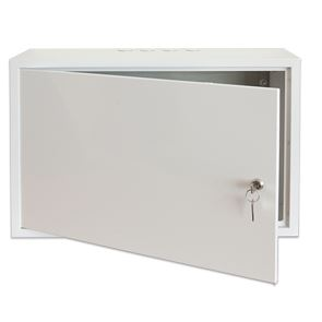 Rozvodná skříň - IBV 520x400x180 B s ventilací a montážní plotnou