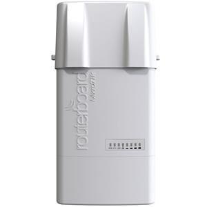 MikroTik RouterBOARD RB912UAG-5HPnD-OUT, 64MB, 802.11a/n, L4, 2x2 MIMO, 2x RSMA, 1xGLAN, USB