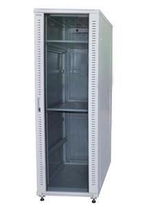 19' OCRACK OCC-18U-66S rozvaděč stojanový 18U/600x600 skleněné dveře