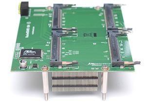 MikroTik RouterBOARD RB604 Daughterboard 4x miniPCI slot